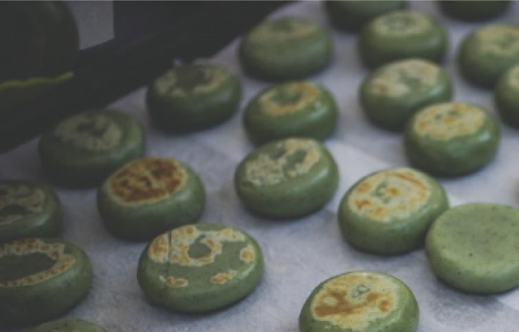 あんぼ作り体験