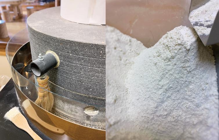 越後湯沢産 蕎麦粉